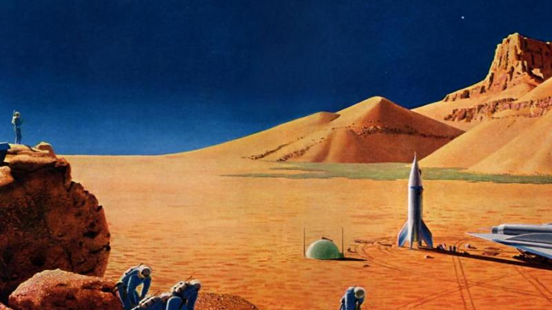 1956 ... exploration of Mars | CC BY-NC-SA 2.0